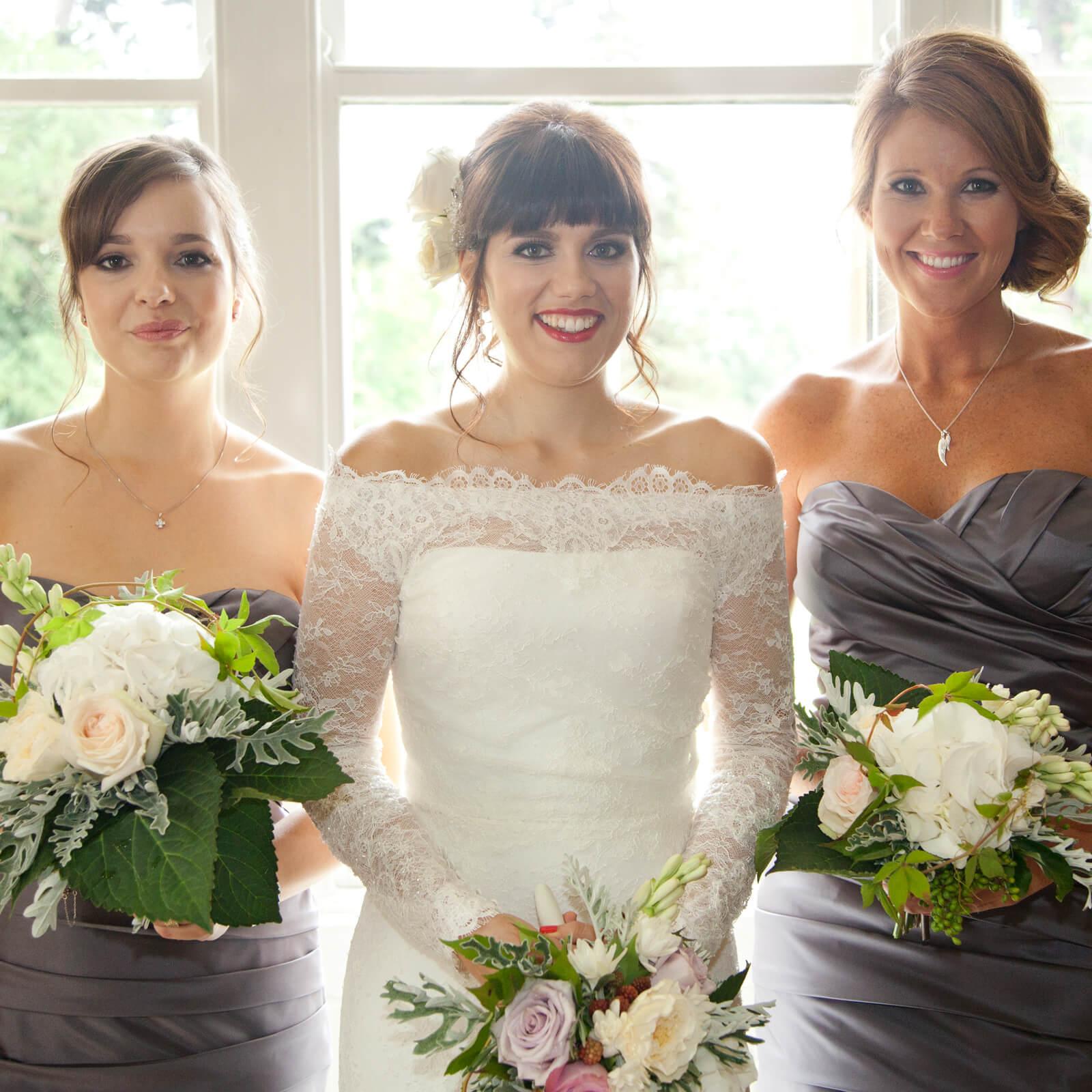 Bridesmaids-Ettington-bride