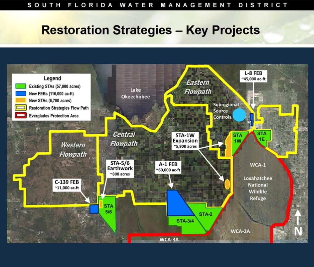 medium resolution of key projects map
