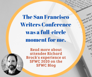 What Goes Around Comes Around-flash fiction By SFWC20 attendee Richard M. Brock