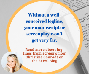 Christine Conradt How to write a logline