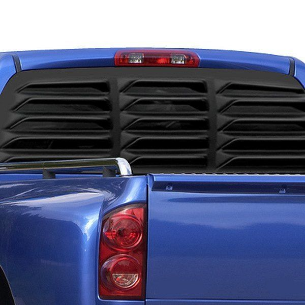 Astra Hammond 6038 Rear Window Truck Louvers Ford
