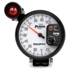 Rpm Tachometer Wiring Diagram Kidde Smoke Alarm Autometer 7599 Phantom Ii Series Pedestal Mount