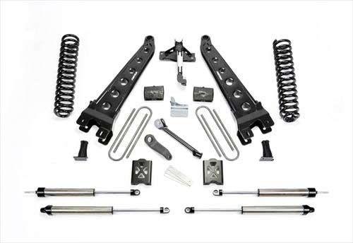 6 Inch Lift Kit 05-07 Ford F250 4wd W/ Dirt Logic Shocks