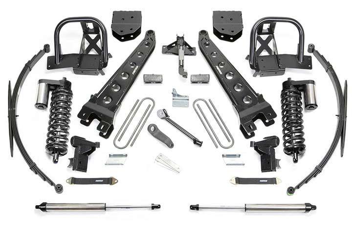 Fabtech K2151DB: 10 Inch Lift Kit 2011 Ford F250 4Wd W