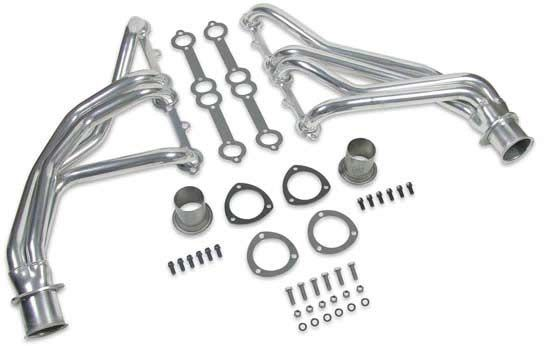 Classic Chevy And Gmc Truck Headers Ceramic Coated