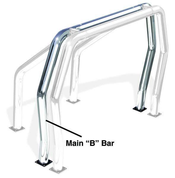 Go Rhino 97002C: Truck Bed Roll Bar