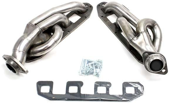 JBA 1961S-2: 09-14 Ram 5.7l Hemi 2500 4wd Stainless Steel