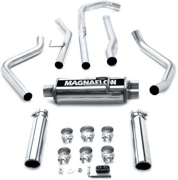 Magnaflow 15849: Exhaust System 04- Nissan Titan 5.6L Duals