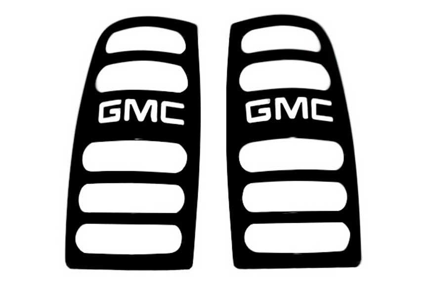 Vtech V2466K: Gmc Sierra 99-06 Slotted Tail Light Covers