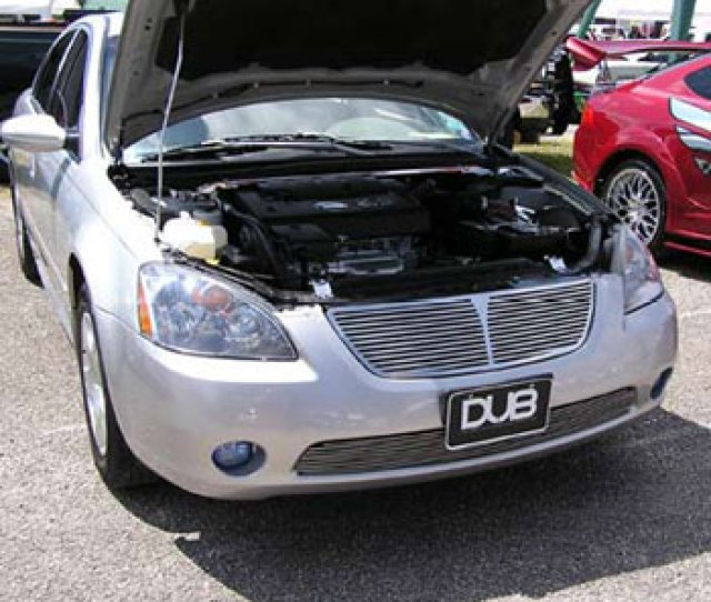 Photos Of Nissan Altima Performance Parts
