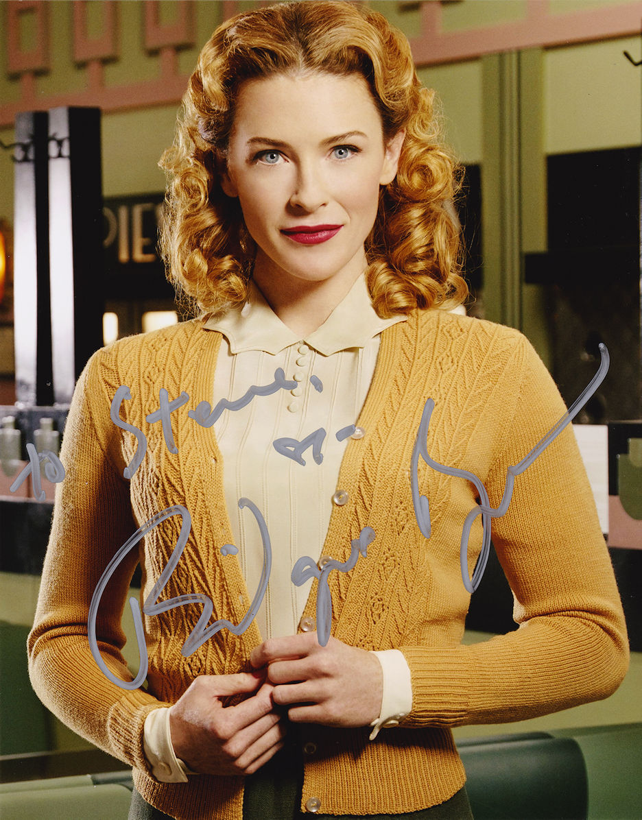 Carter Regan Bridget Agent