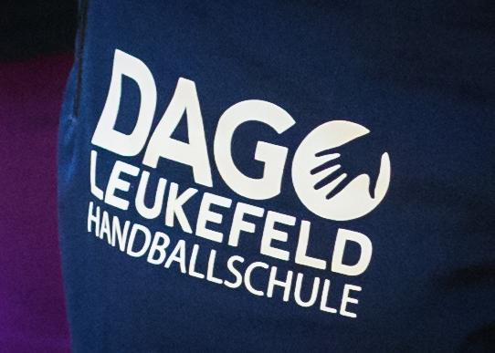 Dago Leukefeld Handballschule
