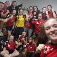 SG Mädels nehmen überzeugend die nächste Hürde mit Auswärtssieg
