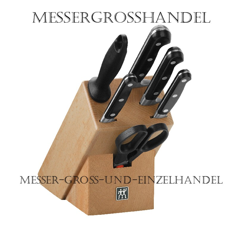 Zwilling Professional S Messer Kochmesser Schere