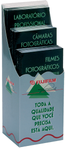 Display filmes Fuji