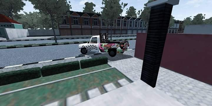 Download BUSSID Pickup Mod, ,