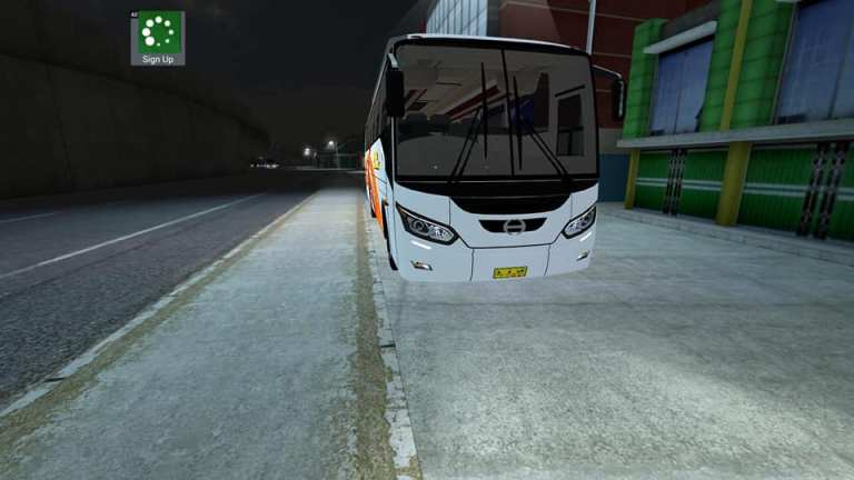New Bus Mod for BUSSID
