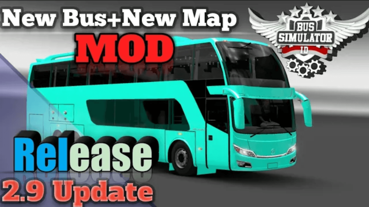 Download BUSSID 2.9 update  Release, ,