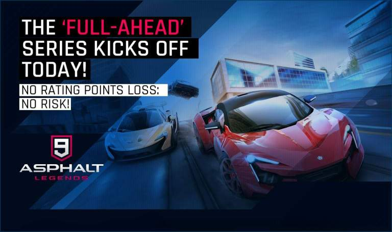 Asphalt 9: Legends New Multiplayer Upadate
