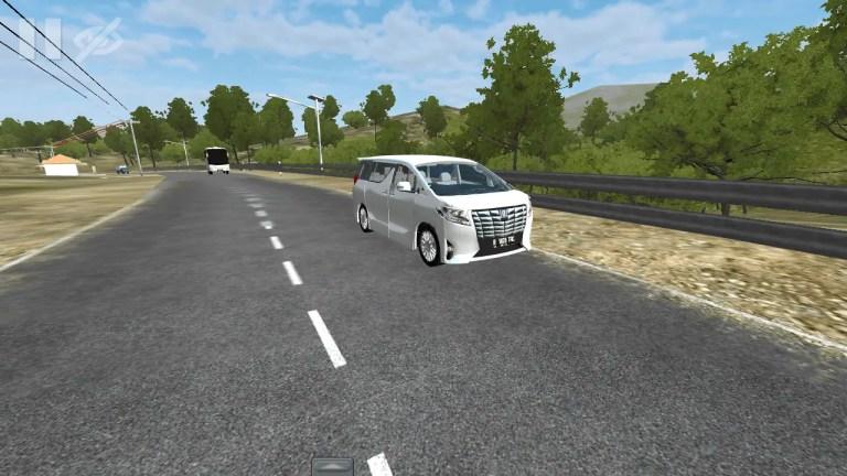 Alphard Car Mod-SGCArena