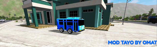 Toyo Vehicle Mod for Bus Simulator Indonesia