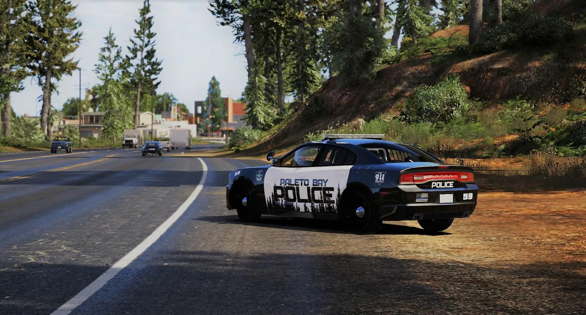Download Patrolling by Police Department, , Gaming News, Gaming Update, gta Mods, gta V, gta V Mods, SGCArena