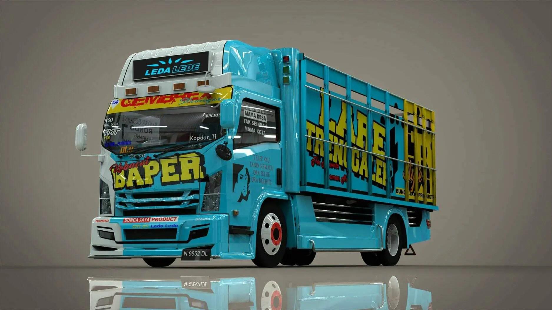 Download ISUZU NMR 71 Mod for Bus Simulator Indonesia, ISUZU NMR 71 Mod for BUSSID, Bus Mod, Bus Simulator Indonesia Mod, BUSSID mod, Car Mod, Gaming News, Gaming Update, ISUZU NMR 71 Mod for BUSSID, Mod, SGCArena, Truck Mod for BUSSID