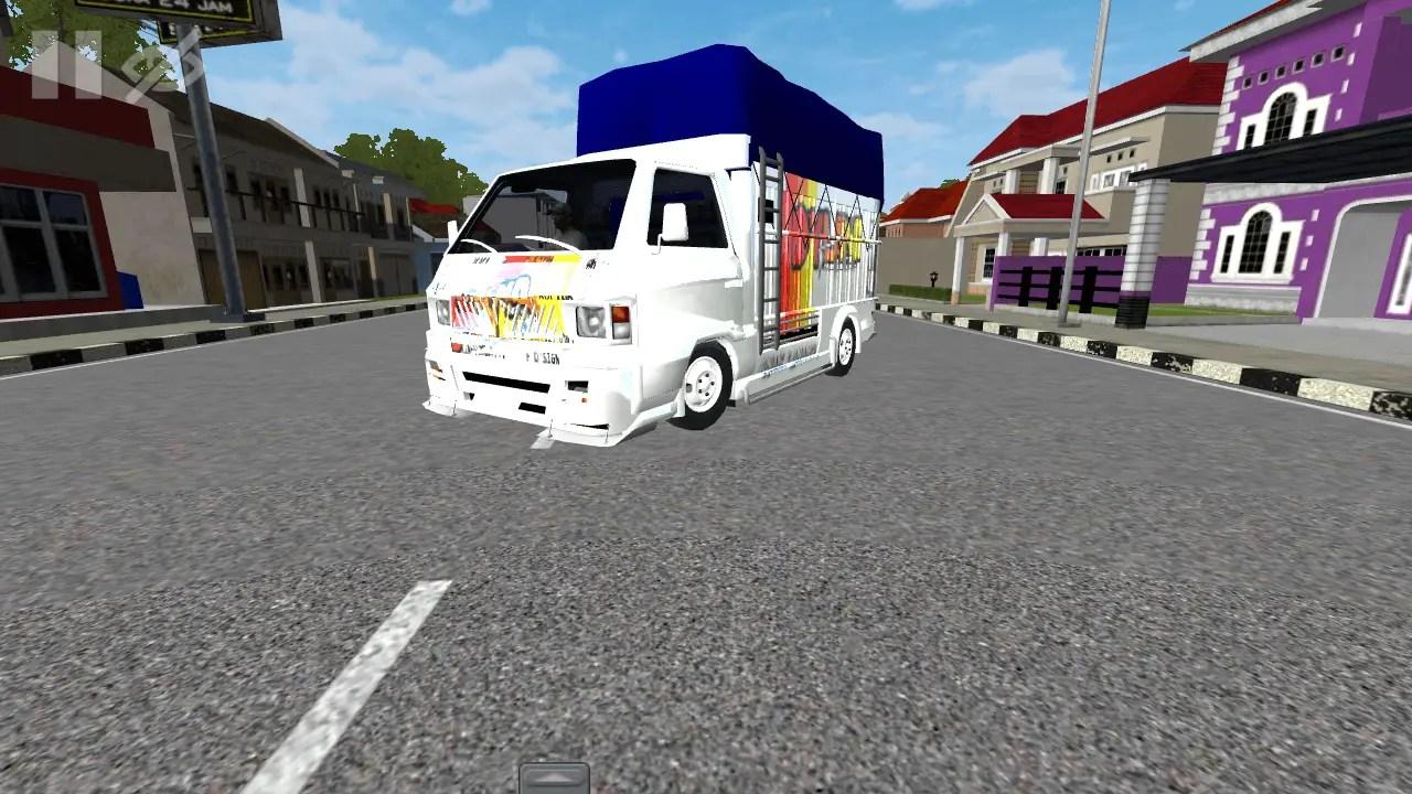 Download Pickup Center Beta Mod for Bus Simulator Indonesia, , Bus Mod, Bus Simulator Indonesia Mod, BUSSID mod, Gaming News, Gaming Update, Mod, SGCArena