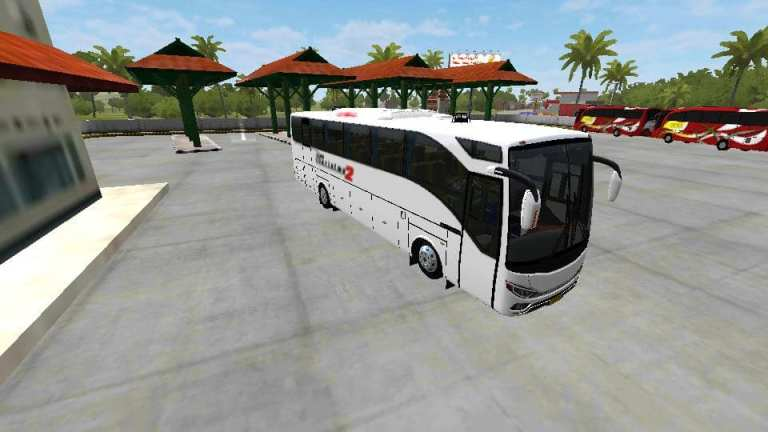 MPGT2 Update Mod for Bus Simulator Indonesia