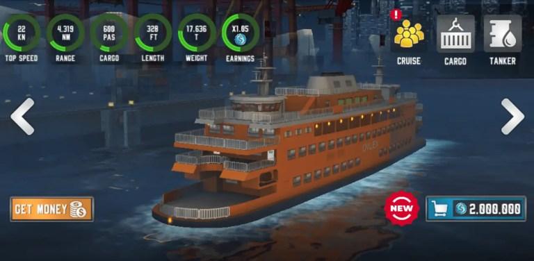 Ship Sim 2019 March Month Update