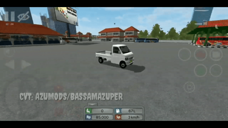 PickUp Mod for Bud Simulator Indonesia