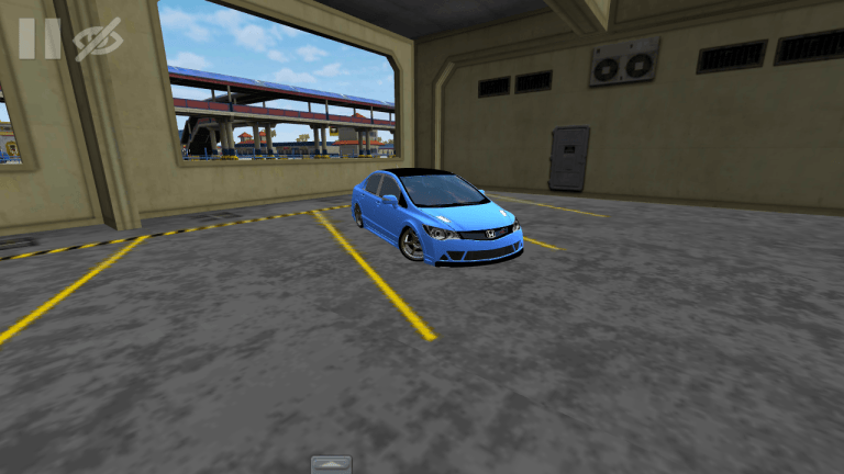 HONDA CIVIC Mod for Bus Simulator Indonesia