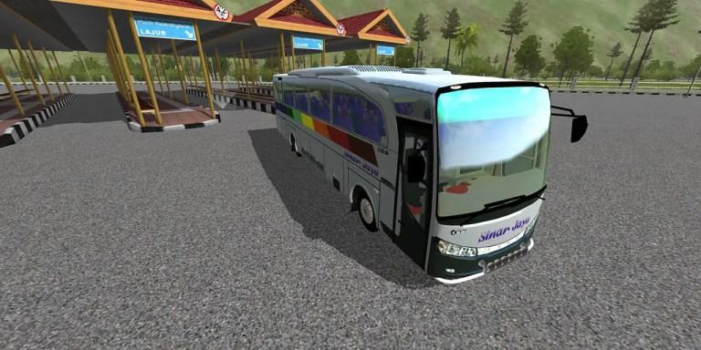 Travego Smile V2 Bus Mod for BUSSID
