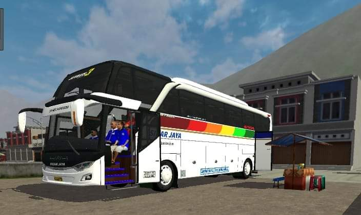 JB3 SHD Bus Mod for BUSSID