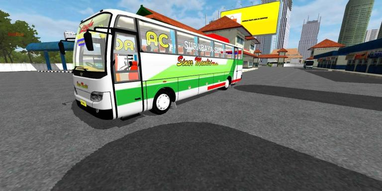 Old Celsius Mod for Bus Simulator Indonesia