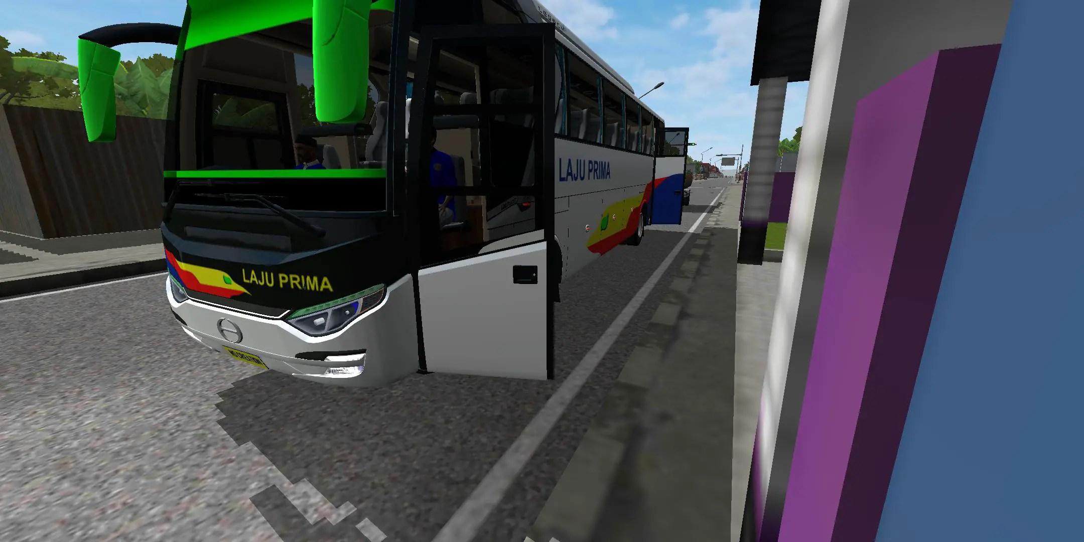 Download SR1 Bus Mod for Bus Simulator Indonesia, , Bus Mod, Bus Simulator Indonesia Mod, BUSSID mod, Gaming News, Gaming Update, Mod for BUSSID, SGCArena, SR1 Bus Mod, Vehicle Mod