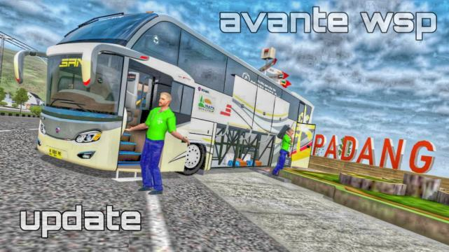 Avante Update Bus Mod for BUSSID IMG_01 - SGCArena