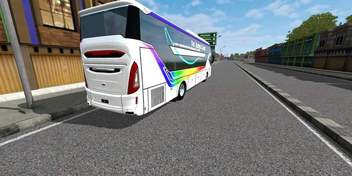 Legacy SR2 Suites Class Mod for BUSSID IMG_1 - SGCArena