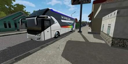 Legacy SR2 Suites Class Mod for BUSSID - SGCArena