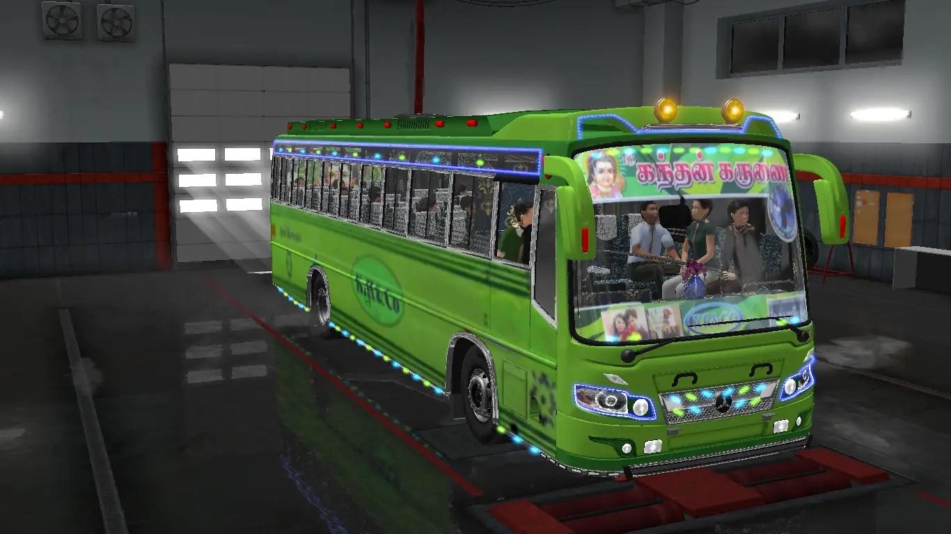 Download Maruti Bus Mod for Bus Simulator Indonesia, Maruti Bus, Bus Mod, Bus Simulator Indonesia Mod, BUSSID mod, Maruti Bus, Maruti Bus Mod, Mod, Mod for BUSSID, New Bus Mod, SGCArena, Vehicle Mod