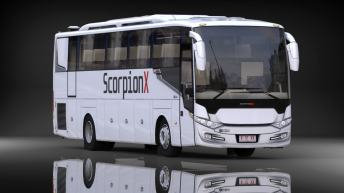 Scorpion X BSW Mod for BUSSID IMG_02 - SGCArena