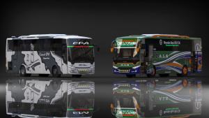 Download Update Scorpion X Bus Mod for BUSSID, Scorpion X, BUSSID Bus Mod, BUSSID Vehicle Mod, Sahrul Ramdani, Scorpion Bus Mod, Scorpion X BSW