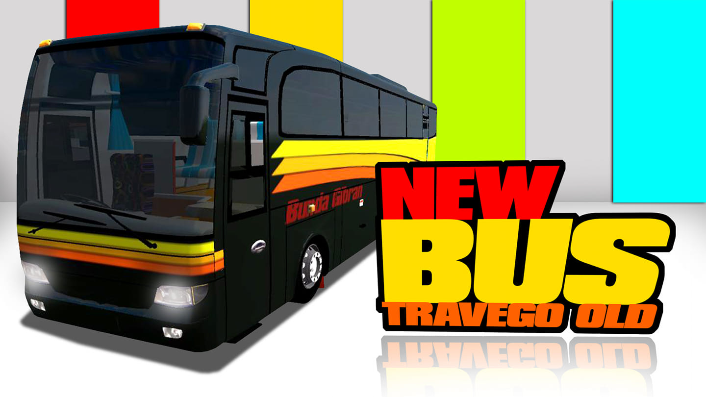 Download Travego Old Bus Mod for Bus Simulator Indonesia, Travego, Bus Mod, Bus Simulator Indonesia Mod, BUSSID mod, Mod for BUSSID, New Bus Mod, SGCArena, Travego Old, Travego Old Bus Mod, Travego Old Bus Mod for BUSSID, Vehicle Mod