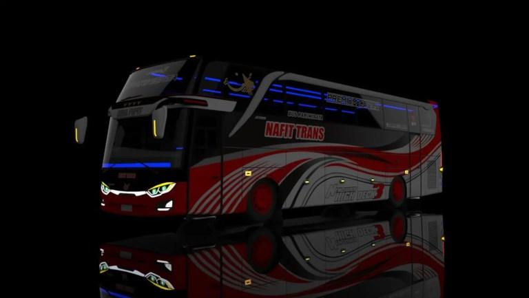 JB3 + SHD Bus Mod for Bus Simulator Indonesia
