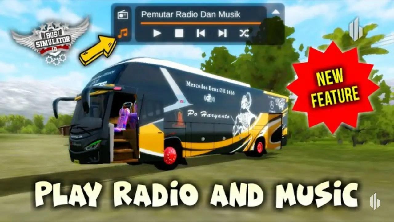 Download Online Radio & Music System in BUSSID V3.1, BUSSID V3.1, Beryl Gameplays, BUSSID New Upadate, BUSSID V3, BUSSID V3.1, SGCArena