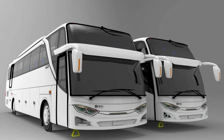 JetBus3 & JetBus3+ HDD Mod for Bus Simulator Indonesia