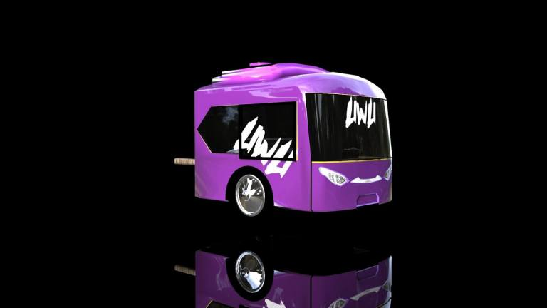 UMP UWU Mod for Bus Simulator Indonesia