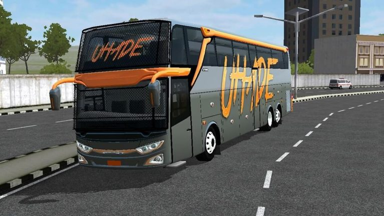 JetBus3+ UHD Mod for Bus Simulator Indonesia
