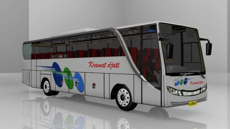 Mercedes Benz OH 1525 Mod for Bus Simulator Indonesia