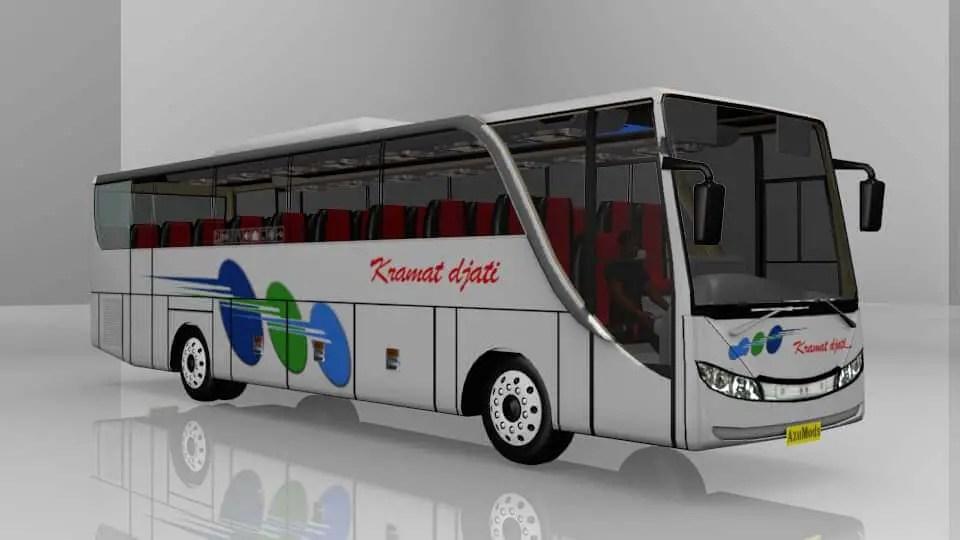 Download Mercedes Benz OH 1525 Mod for Bus Simulator Indonesia, Mercedes Benz OH 1525, AZUMODS, Bus Mod, Bus Simulator Indonesia Mod, BUSSID mod, Mercedes Benz Bus Mod, Mercedes Bus Mod, Mod BUSSID, Mod for BUSSID, SGCArena, Vehicle Mod